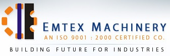 Emtex Machinery Logo