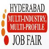 Times Jobs & Genpact Multi Industry Job Fair Hyderbad